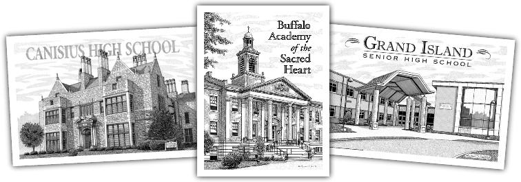 Buffalo Area High Schools