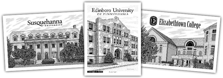 Pennsylvania Colleges and Universities